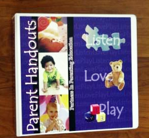 English Parent Handouts & CD ROM